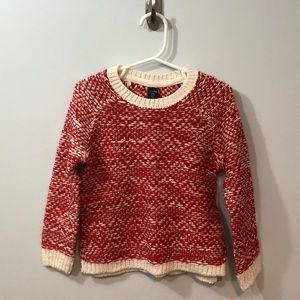 GAP Kids Sz 4 Nordic Style Sweater NWT